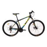 Bicicleta Slp 10 Pro R29 Shimano 21v Disco Cuotas S/ Interes