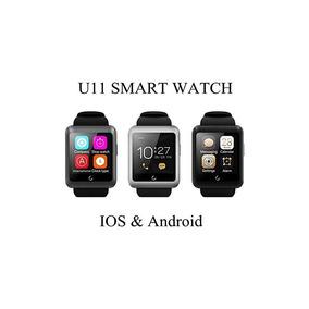 Bazaar U11 Reloj Deportivo Bluetooth Reloj Con Pantalla Táct