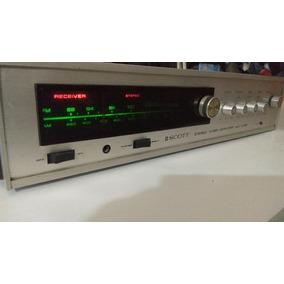 Stereo Tuner Amplificador Scott