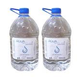 Lánoly 2 Águas Água Destilada Autoclave Galão 5l Cosméticos