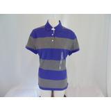 Camiseta Polo Tommy Hilfiger Feminina Original - Tam. Gg a62e467124b