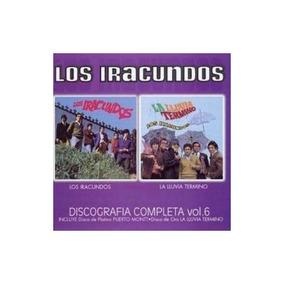 Iracundos Los Discografia Completa Vol 6 Cd Nuevo