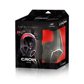 Headphone Gamer C3 Tech Crow Ph-g100