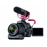 Canon Eos 80d Video Creator Kit Ef-s 18-135mm 1:3.5-5.6 Is