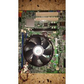 Tarjeta Madre E1 + Procesador I3 + Disco Duro 250 Gb