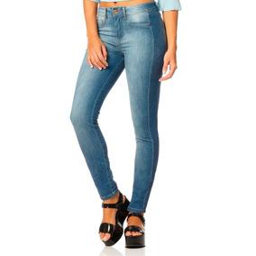 Calça Jeans Feminina Empina Bumbum Sobreposto-sp2227