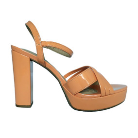 c6e5a924dc Sandalia Feminina Plataforma Coral Billie Shoes Nº 34 - Sapatos no ...