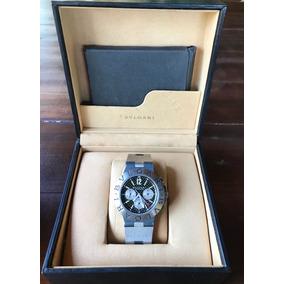 204c7357c81 Relógio Bvlgari Titanium Aluminium D24884 - Relógios De Pulso