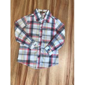Camisa Xadrez Infantil Gira Kids - Calçados 1e248ad23dc