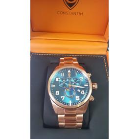 7cc1aa290ed Relogio Constantim Chronograph De Luxo Masculino Bvlgari - Relógios ...