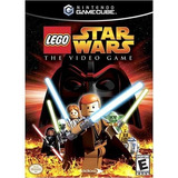 Lego Star Wars Nintendo Game Cube