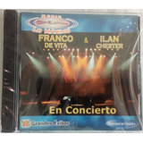 Franco De Vita & Ilan Chester/ En Concierto/ Cd Original