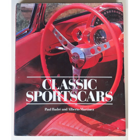 Classic Sportscars Livro Carros Antigos Frete Grátis- L.2148