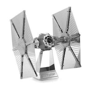 Quebra Cabeça Metal Model Star Wars Tie Fighter 3d