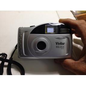 Cámara Fotográfica 35mm De Película, Vivitar Big View