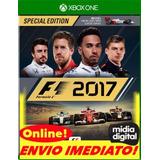 F1 2017 Formula 1 - Xbox One - Pt Br Online - Receba Já