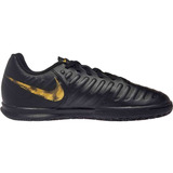 Tenis Nike Futsal Tiempo Legend 7 Club Preta Adulto Original