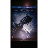 The Dark Knight Blu Ray Stellbook