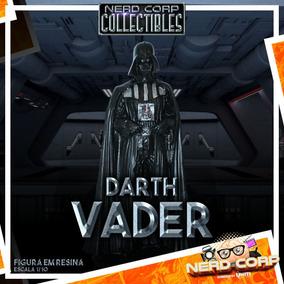 Estátua Em Resina Darth Vader