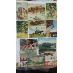 Cartões Telefônicos Do Amazonas !series.em Bom Estado De Con