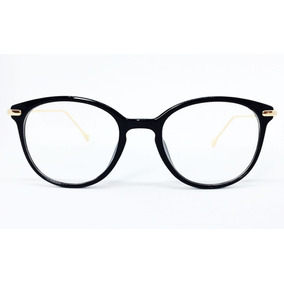e2f19c9e4 Oculos Redondo Antigo Hastes Flexiveis De Grau - Óculos no Mercado ...