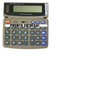 b3846c8ba55 Calculadora De 12 Digitos Kd 8089 - Calculadoras Outras no Mercado ...