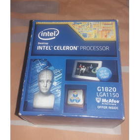 Procesador Intel Celeron G18202.7ghz