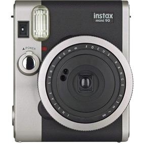 Cámara Instantánea Fujifilm Instax Mini 90 Neo Classic Plata