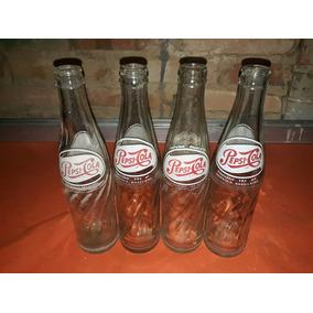 Garrafa Antiga Da Pepsi 284 Ml