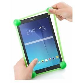 Capa Bumper Borracha Anti-queda Protetora P/tablet 6/8 Pol