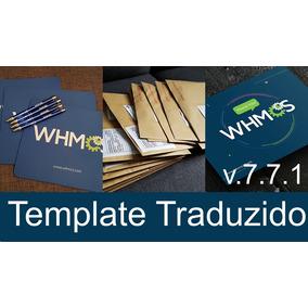 Whmcs Template E-mail Traduzido Português Novo 7.7.1