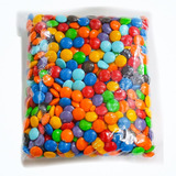 Lentejas Chocolate Multicolor 1/2kg - Barata La Golosineria