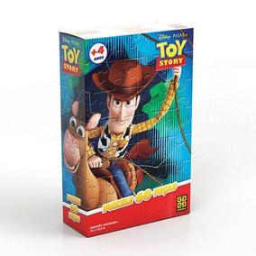 Quebra Cabeça Puzzle Disney Toy Story Grow 60 Peças