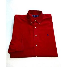 Camisa Ralph Lauren Roja