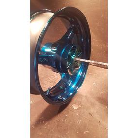 Tinta 100% Cromo Azul 500ml Motor E Peças De Fusca (norte)