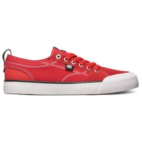 Tenis Hombre Evan Smith Adys300203 Rdw Rojo Dc Shoes