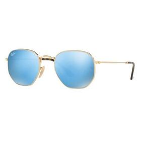 69ccdf698182b Óculos Ray Ban Hexagonal 54mm - Óculos no Mercado Livre Brasil