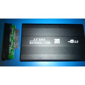 Case Externo 2.5 Disco Duro Sata Laptop Usb Puerto Ordaz