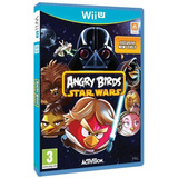 Angry Birds Star Wars Nintendo Wii U Videojuego Físico