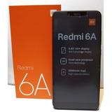 Celular Xaiomi Redmi 6a 16gb 2gb Ram Original Envio Imediato