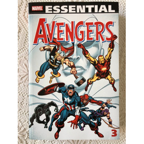 Avengers Essential Vol. 3