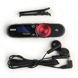 Reproductor Mp3 4gb Con Usb Y Clip Extraible Rca-th2014-t