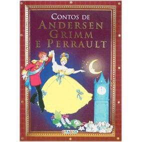 Contos De Andersen, Grimm E Perrault - Girassol