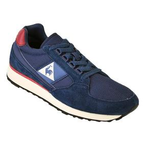 Zapatilla Hombre Moda Lecoq Sportif Eclat Original Azul O
