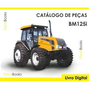 Catálogo Peças Trator Valtra Bm 125i