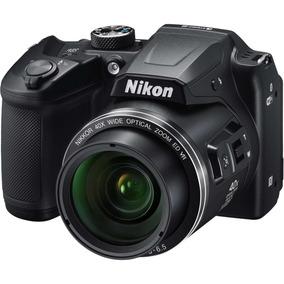 Câmera Digital Nikon Coolpix B500 Nova Na Caixa + Brindes! #