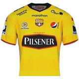 Camisa Barcelona De Guayaquil - - Camisas de Times de Futebol no ... c249f2b68ad81