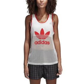 adidas Originals....tank Top Esqueleto Clrdo Para Dama !!!