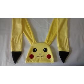 Touca Pikachu Orelhuda