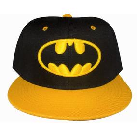 638f0893c26e2 Gorra Batman Comic Superheroe Bordada Snapcback Envio Gratis